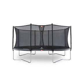 Berg Toys Grand Favorit Oval with Safety Net 520x345cm