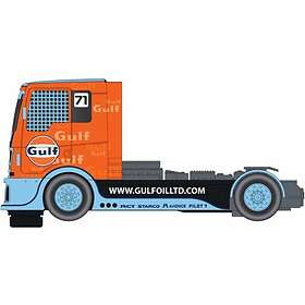 Scalextric Gulf Racing Truck (C4089)