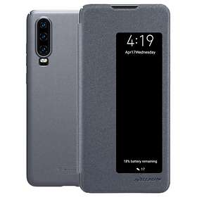 Nillkin Sparkle Flip Leather Case for Huawei P30