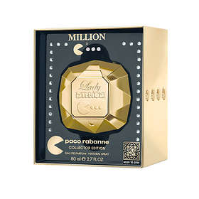 Paco Rabanne Lady Million Pacman Collector Edition edp 80ml