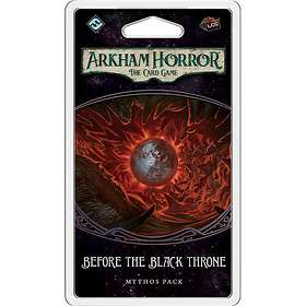 Arkham Horror: Kortspel - Before the Black Throne (exp.)