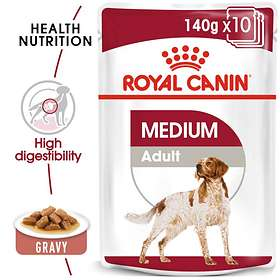Royal Canin Medium Adult 10x0,14kg