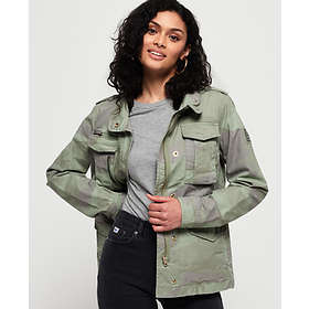 Superdry Delta Soft Camo Rookie Pocket Jacket (Dam)