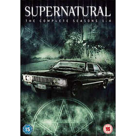 Supernatural - Season 1-4
