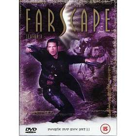 Farscape DVD Box Season 3 Set 1