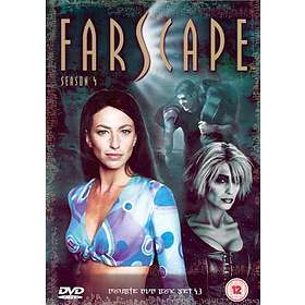 Farscape DVD Box Season 4 Set 3