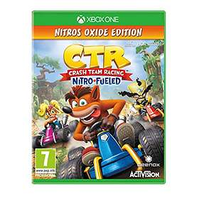 CTR Crash Team Racing - Nitro Fueled - Oxide Edition (Xbox One | Series X/S)