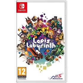 Lapis x Labyrinth - Limited Edition XL (Switch)