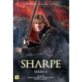 Sharpe - Series 4 - Remastered