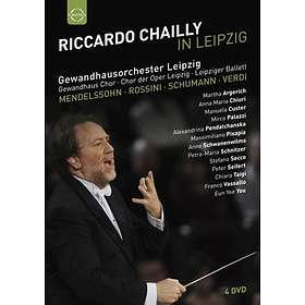 Riccardo Chailly and the Gewandhausor