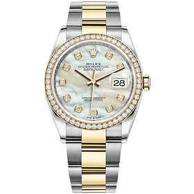 halvin Rolex Oyster Perpetual 31 White Dial 177200