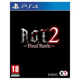 Attack on Titan 2: Final Battle (PS4)