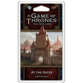 A Game of Thrones: Kortspel (2nd Edition) - At the Gates (exp.)
