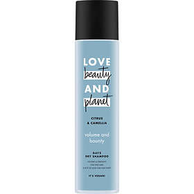 Love Beauty And Planet Volume & Bounty Dry Shampoo 245ml