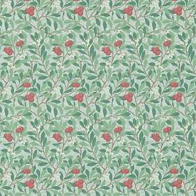 Morris & Co. Archive III Arbutus Thyme Coral (214719)