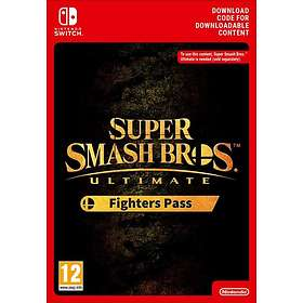 Super Smash Bros. Ultimate - Fighter Pass (Switch)