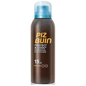 Piz Buin Protect & Cool Mousse SPF15 200ml