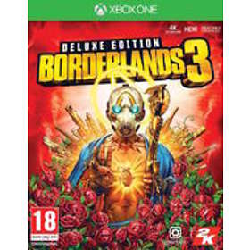 Borderlands 3 - Deluxe Edition (Xbox One   Series X/S)