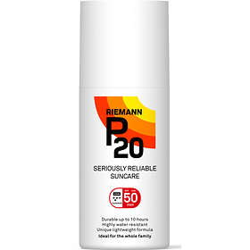 Riemann P20 Seriously Reliable Suncare Spray SPF50 200ml