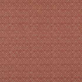 Morris & Co. Archive IV Purleigh Weaves Bellflowers Weave Russet (236527)