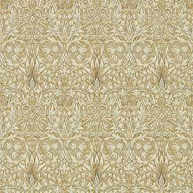 Morris & Co. Archive IV The Collector Snakeshead Gold Linen (216429)
