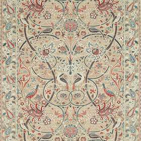 Morris & Co. Archive IV Fabrics Bullerswood Spice Manilla (226395)