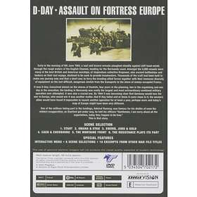 D-day * Assault on fortress Europe