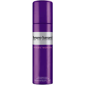 Bruno Banani Magic Woman Deo Spray 150ml