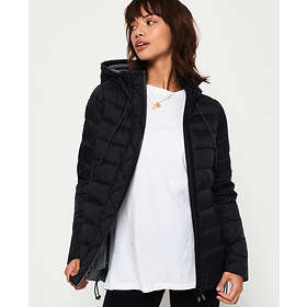 Superdry Eclipse Hooded Fuji Jacket (Dam)