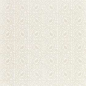 Morris & Co. Pure North Scroll White Clover (216545)