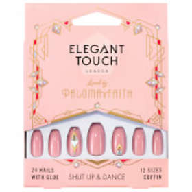 Elegant Touch Loved By Paloma Faith False Nails 24-pack