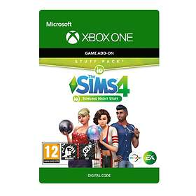 The Sims 4: Bowling Night Stuff (Expansion) (Xbox One)