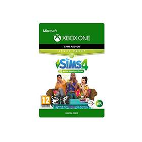 The Sims 4: Movie Hangout Stuff (Expansion) (Xbox One)