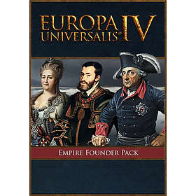 Europa Universalis IV - Empire Founder Pack (Expansion) (PC)