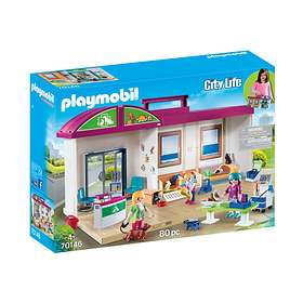 Playmobil City Life 70146 Take Along Vet Clinic