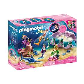 Playmobil Magic 70095 Nattlampa Pärlsnäcka
