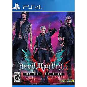 Devil May Cry 5 - Deluxe Upgrade (PS4)