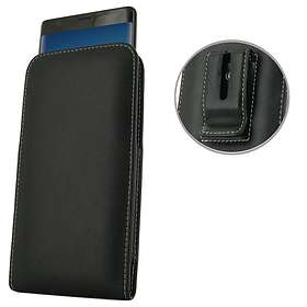 PDair Leather Case Vertical Pouch Belt Clip for Samsung Galaxy Note 9