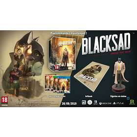 Blacksad : Under the skin - Collector's Edition (Switch)