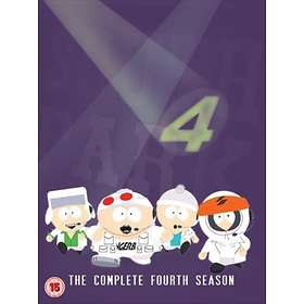 South Park - Season 4 (4-Disc)