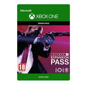 Hitman 2 - Expansion Pass (PS4)