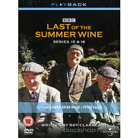 Last of the Summer Wine - Series 15 & 16
