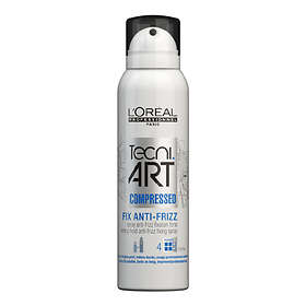 L'Oreal Tecni Art Compressed Fix Anti Frizz Strong Hold Fixing Spray 250ml