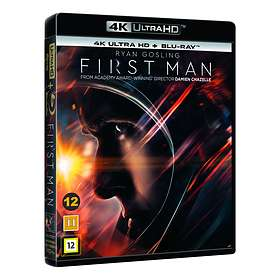 First Man (UHD+BD)
