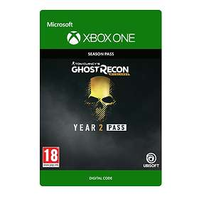 Tom Clancy's Ghost Recon: Wildlands - Year 2 Pass (Xbox One)