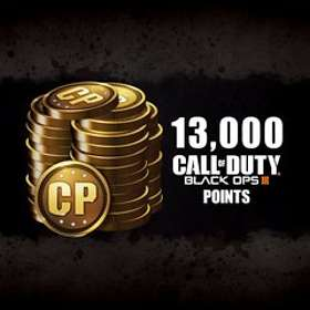 Call of Duty: Black Ops III - 13000 Points (PS4)