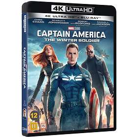 Captain America: The Winter Soldier (UHD+BD)