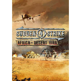 Sudden Strike 4 - Africa Desert War (Expansion) (PC)