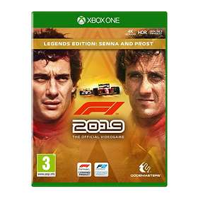 F1 2019 - Legends Edition (Xbox One | Series X/S)