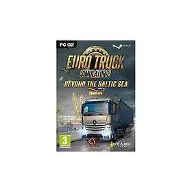 Euro Truck Simulator 2: Beyond the Baltic Sea (Expansion) (PC)